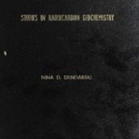 Studies in radiocarbon geochemistry